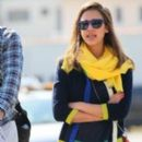 Jessica Alba And Cash Warren's Weekend Romp With The Girls