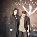 Merve Bolugur & Murat Dalkılıç:  Mercedes-Benz Fashion Week Istanbul A/W 2016 - Raissa & Vanessa Sason Show