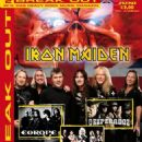 Iron Maiden - Break Out Magazine Cover [Germany] (June 2012)