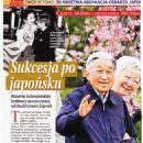 Akihito - Dworskie Zycie Magazine Pictorial [Poland] (April 2019)