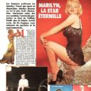 Marilyn Monroe - Le Figaro TV Magazine Pictorial [France] (August 1992) - 454 x 610