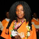 Ivorian female taekwondo practitioners