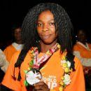 Ivorian female taekwondo practitioners