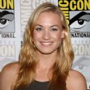 Yvonne Strahovski - Comic-Con 2009 Held At San Diego Convention Center On July 25, 2009 In San Diego, California