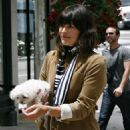 Milla Jovovich - Shopping On Rodeo Drive, 2008-05-20