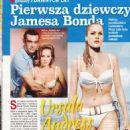 Ursula Andress - Retro Wspomnienia Magazine Pictorial [Poland] (January 2019)