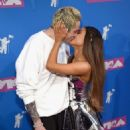 Pete Davidson and Ariana Grande – 2018 MTV Video Music Awards in New York City