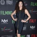 Sofia Milos – Italian Institute of Culture Los Angeles Creativity Awards in Hollywood - 454 x 695