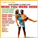 Wish You Were Here 1952 Original Broadway Cast - 454 x 454
