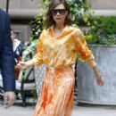 Victoria Beckham headed to a meeting in New York City - 454 x 716