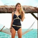 Danielle Knudson Bare Necessities Swimwear 2014 Photoshoot