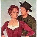 Michael Landon and Jane Greer