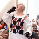 Christina Aguilera – Performing on NBC's 'Today' Show in New York - 454 x 620