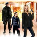 Jessica Alba as Victoria Knox in Barely Lethal