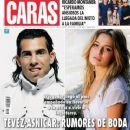 Brenda Asnicar and Carlos Tevez - 370 x 498