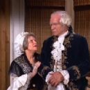 Will Geer as George Washington on BEWITCHED - 400 x 294
