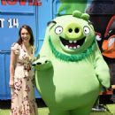 Marla Sokoloff – 'The Angry Birds Movie 2' premiere in Los Angeles - 454 x 580