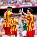 FC Barcelona v Athletic Club - La Liga  September 13, 2014