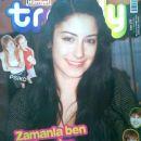 Hazal Kaya - Trendy Magazine Cover [Turkey] (13 February 2007)