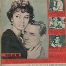 Sophia Loren - Bild Journalen Magazine Pictorial [Sweden] (7 October 1959) - 454 x 595