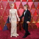Keith Urban and Nicole Kidman At The 89th Annual Academy Awards - Arrivals (2017) - 454 x 295