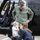 The Duke & Duchess of Cambridge Visit the Royal International Air Tattoo - 416 x 600