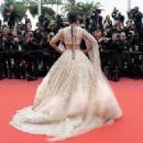 Sonam Kapoor :  'Blackkklansman' Red Carpet Arrivals - The 71st Annual Cannes Film Festival - 454 x 325