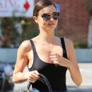 Miranda Kerr Out and About In Santa Monica