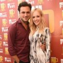 Jelena Rozga and Stjepan Hauser  -  Wallpaper