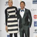 Pharrell Williams and Helen Lasichanh - 454 x 657