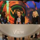 Kristen Bell at 'The View' TV show in New York - 454 x 291