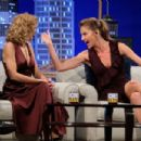 TRICIA HELFER and ITATI CANTORAL at Noches Con Platanito in Los Angeles 10/02/2017J - 454 x 303