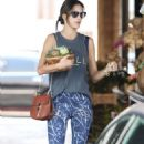 Alessandra Ambrosio – Out in Brentwood 8/25/2016 - 454 x 640