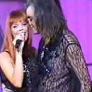 Filipp Kirkorov and Anastasia Stotskaya