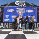 Motley Crue attends the Monster Energy NASCAR Cup Series race at Auto Club Speedway at Auto Club Speedway on March 17, 2019 in Fontana, California - 454 x 454