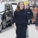 Amy Adams – Attends a Preview Screening of Vice in New York