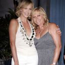 Charlize Theron with her mother, Gerda Theron