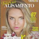 Louise D'Tuani - Cabelos E Cia Magazine Cover [Brazil] (4 December 2010)