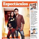 Esteban Lamothe, Julieta Zylberberg - Clarin Magazine Cover [Argentina] (24 October 2013)