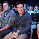 Josh Hutcherson attended the 2012 NewNowNext Awards, April 5, at the W Hotel in Los Angeles