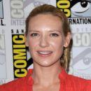 Anna Torv - Comic-Con International Day 3 (July 25, 2009)