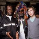 Beck, George Clinton, Wyclef Jean - 412 x 600