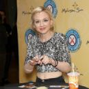 EMILY KINNEY at Meet and Greet Autograph Signing in Connecticut