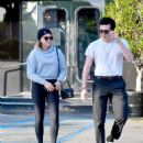 Chloe Moretz and Brooklyn Beckham – Leaving XIV Karot Jewelry store in Beverly Hills