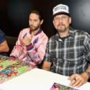 Jared Leto- July 23, 2016- 'Suicide Squad' Cast Signing at San Diego Comic-Con 2016 - 454 x 302
