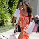 Shay Mitchell – Arriving to The in Style Gifting Suite in Brentwood - 454 x 718