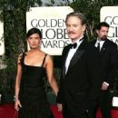 Phoebe Cates and Kevin Kline - The 62nd Annual Golden Globe Awards
