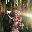 Adriana Paniagua- Miss Universe 2018- National Costume Competition - 454 x 568
