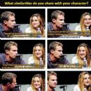 Shailene Woodley and Theo James - 454 x 499