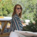 Emma Stone at 75th Venice Film Festival in Venice